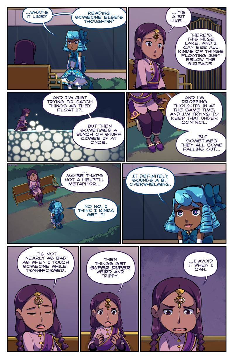Sleepless Domain - Chapter 11 - Page 20 on